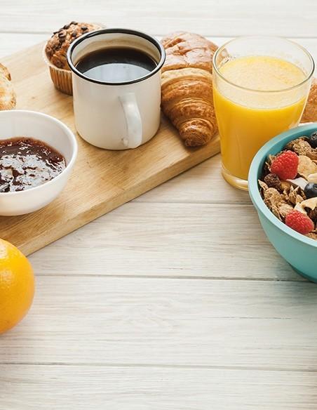 Petit Déjeuner et Pause Café
